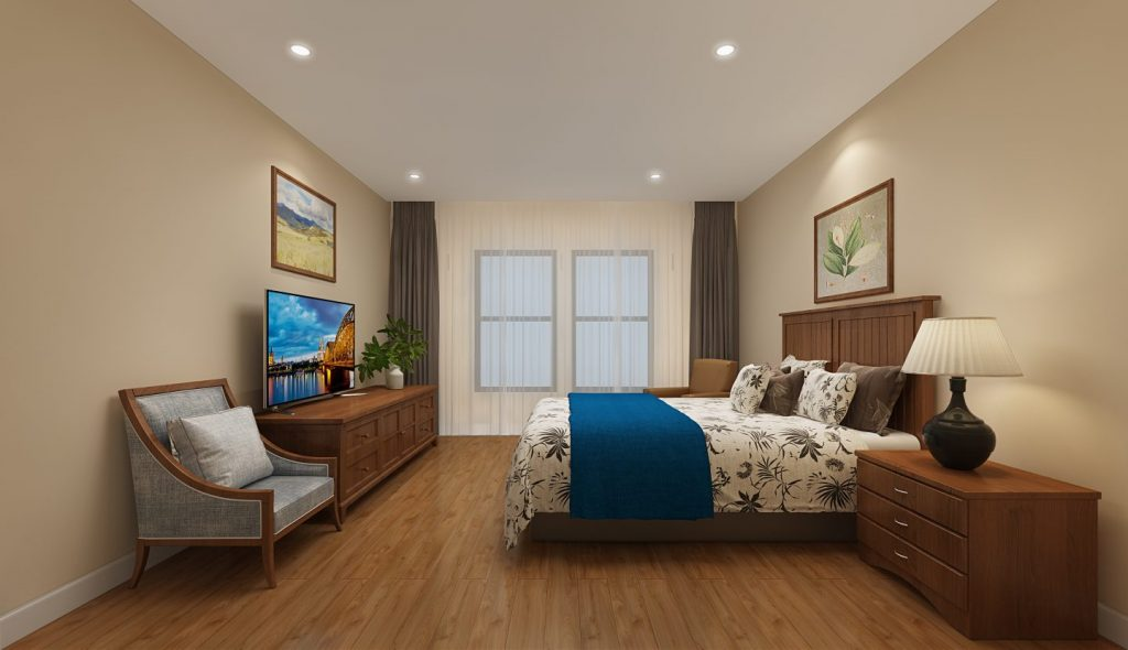 Assisted Living Memory Care Room