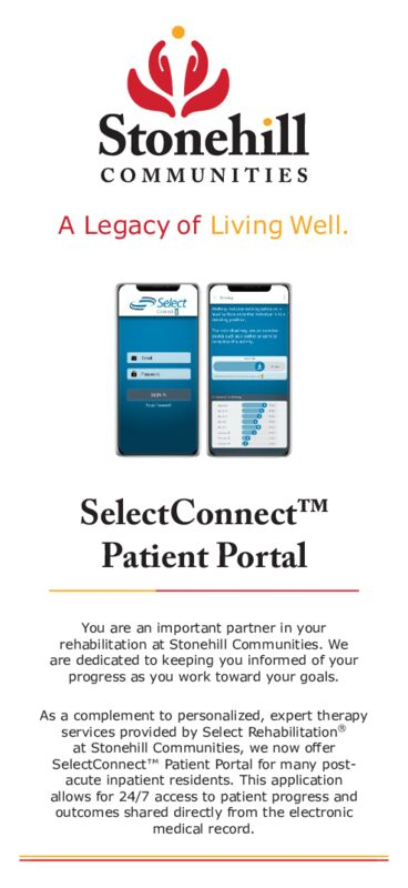 thumbnail of SelectConnect Rack Card